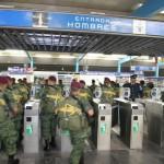 """Estación del metro Cuatro Caminos se llamaría """"Defensa Nacional"""""""