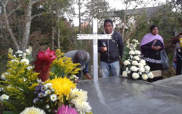 Chiapas, tzeltales cumplirán 3 años y 7 meses de desplazamiento forzado