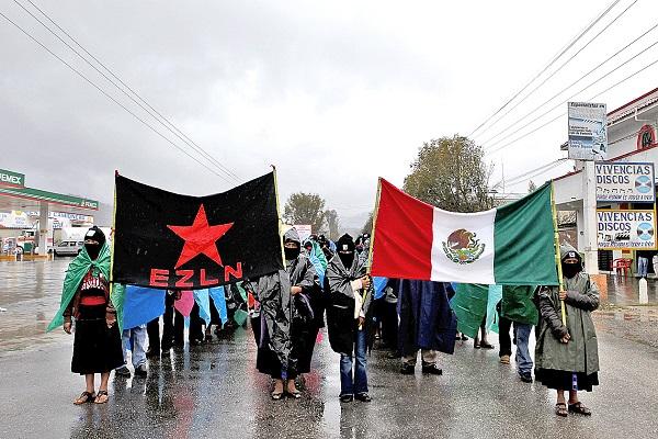 Para todos todo, para nosotros unidad. EZLN y elecciones.
