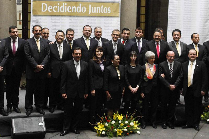 Miguel Ángel Mancera pide la renuncia de todo su gabinete