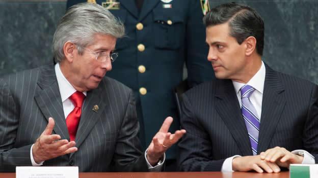 Gerardo Ruiz Esparza, 'esteta de la corrupción', el intocable