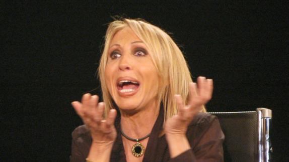 Laura Bozzo debe 17 millones; 'Es cortina de humo' electoral, responde ella