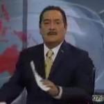 Conductor de noticias de Coahuila insulta a López Doriga y Loret (video y memes)