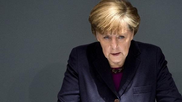 Merkel asegura que Europa no puede confiar en Estados Unidos