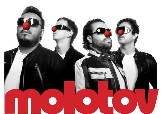 Roban todo el equipo a Molotov en el Edomex