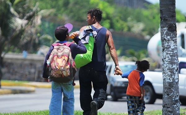 Buscan en México a 460 migrantes hondureños desde hace 16 años