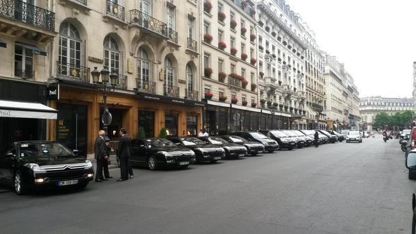 París: Peña Nieto duerme en lujosa habitación de 279 mil 360 pesos por noche