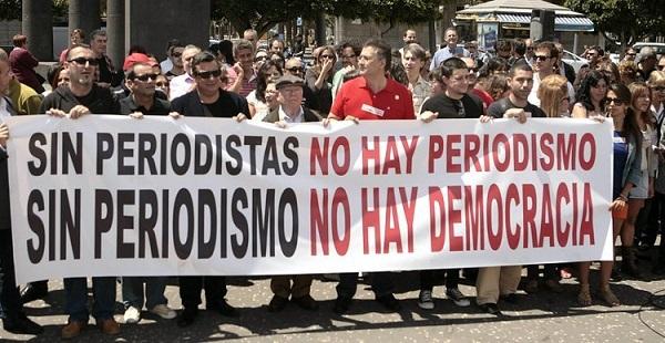 100 periodistas asesinados en México en 15 años