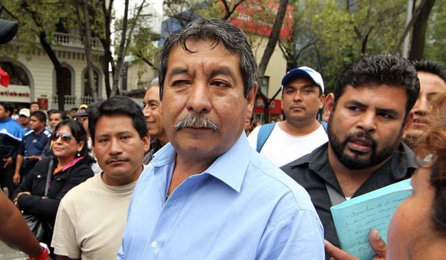 Sección 22 de Oaxaca rechaza apoyo de López Obrador
