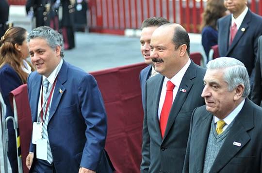 Peña Nieto nombra a Juan Sabines cónsul en Orlando, Florida