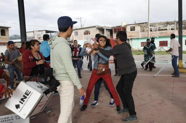 Revés al PRI: anulan elección de Tixtla, sede de la normal de Ayotzinapa
