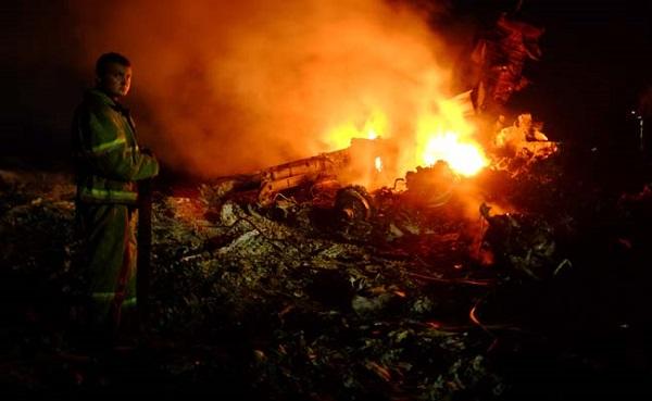 Avión de Malaysia Airlines habría sido derribado con un misil