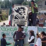 CNI y EZLN se pronuncian por despojo y represión en Xochicuautla