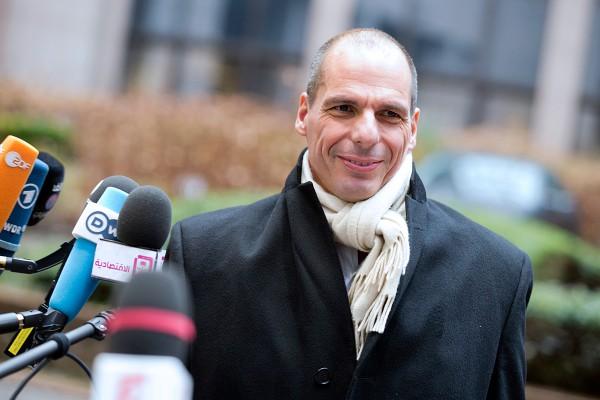 Nuestra batalla para salvar a Grecia, ex ministro Varufakis