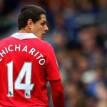 Javier 'Chicharito' Hernández regresó a ser titular con Bayer Leverkusen