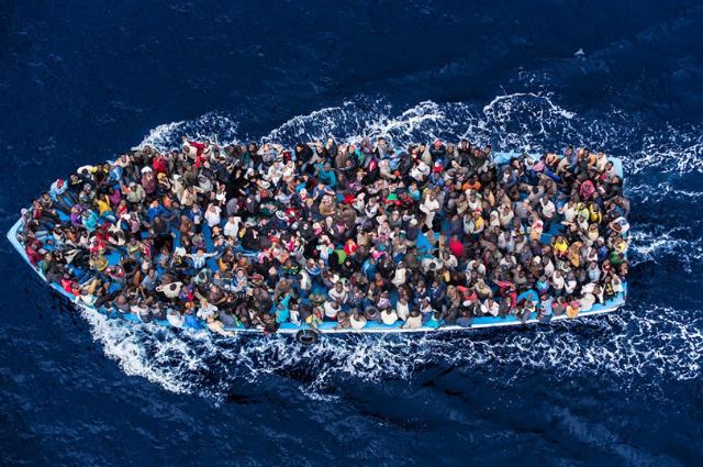 Muerte-en-el-Mediterráneo-inmigrantes-africanos
