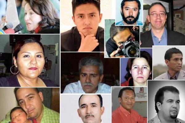 Estos son los periodistas asesinados en Veracruz con Duarte