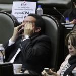 Diputados gastaron 30 millones de pesos en viajes al extranjero