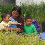 Demandan garantías para niñas, niños y mujeres tseltales que retornan a Banavil, Chiapas