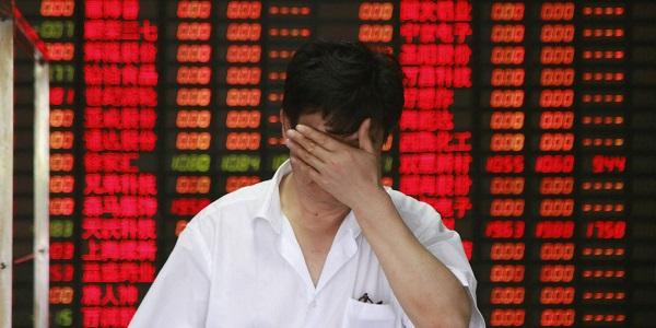 Bolsa china en camino de crack bursatil de 1929