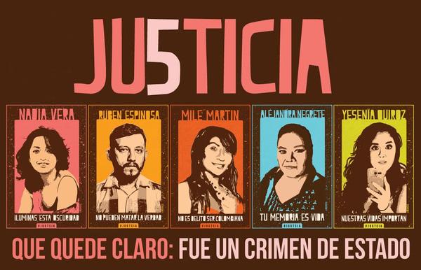 Más de 725 mil ciudadanos del mundo, exigen a Peña Nieto protección a periodistas