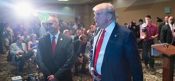 """""""Error no tomar en serio el horror que representa Trump"""", dice Jorge Ramos"""
