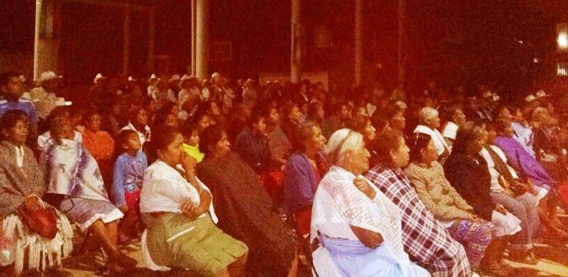Zoquiapan, Puebla, se declara libre de minería e hidroeléctricas