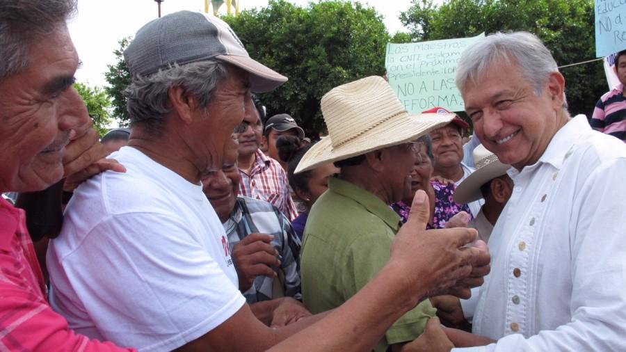 López Obrador llama a Arturo Núñez fajarse los pantalones y enfrentar a Peña Nieto
