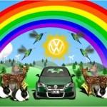 Volkswagen, por su amor al planeta