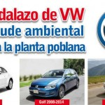 Volkswagen Puebla involucrada en escándalo de autos contaminantes
