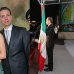Anahí lució vestido mas caro que Angélica Rivera en el estado más pobre