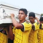 Los olvidados de la masacre de Iguala, el club de futbol Avispones de Chilpancingo