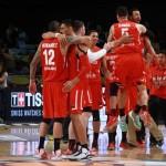 México invicto en básquetbol y se acerca a semifinales