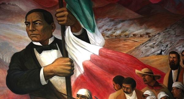 """Manifiesto: """"En pie y resueltos como el primer día"""" por Benito Juárez"""