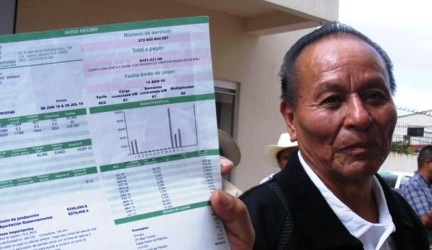 CFE dice que gracias a Peña Nieto bajó el precio de la luz ¿qué opinas?