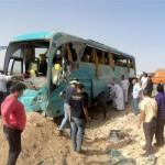 Turistas mexicanos heridos en Egipto regresan al país