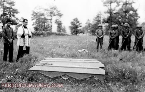 entierro-militares