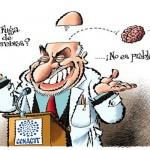 """Director de Conacyt dice que fuga de cerebros """"no es un problema"""""""