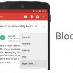 Gmail permitirá bloquear y desuscribirte de listas de correo