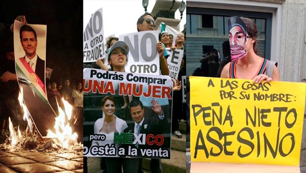 'Peña Nieto el menos querido': Financial Times
