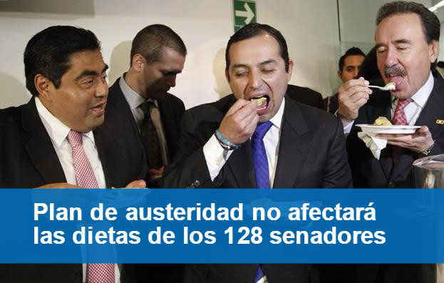 Corrupción de Odebrecht quedaría impune, Senadores ignoran información