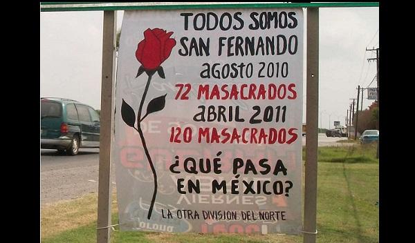 Masacre de San Fernando, muerte de 72 migrantes, cinco años de impunidad