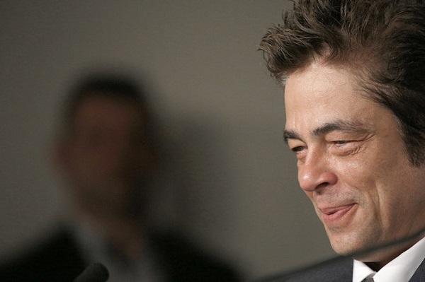"""Benicio del Toro actúa en """"Sicario"""", masacre de Iguala nos toca a todos, dice"""