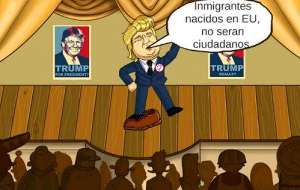 """""""Trumpealo"""" videojuego mexicano para demostrar inconformidad con D. Trump"""