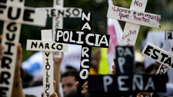 Comisión Interamericana visita México por crisis humanitaria