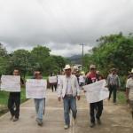 Rechazan más comunidades hidroeléctrica en Tlapacoya, Puebla