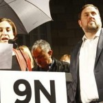 Protestan en Barcelona por persecución a independentistas