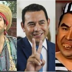 Entre movilizaciones, Jimmy Morales asumió la presidencia de Guatemala