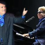 Juan Gabriel y Elton John cantarían juntos
