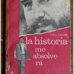 """62 años del discurso histórico de Fidel Castro """"La historia me absolverá"""""""